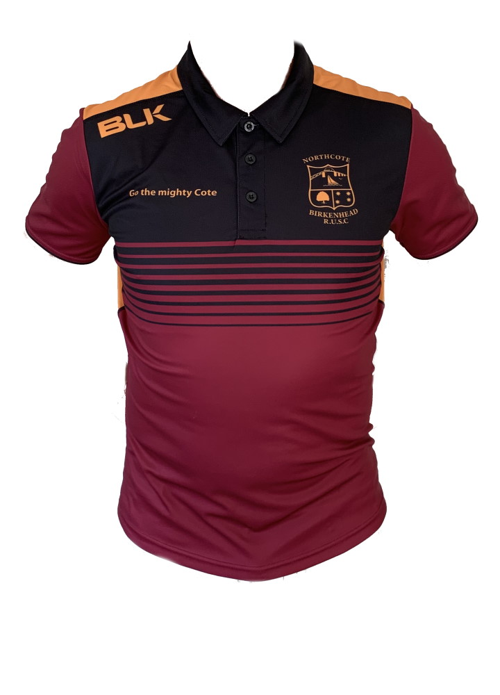 Northcote supporters polo shirt