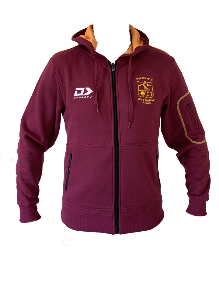 Northcote supporters Maroon Hoodie