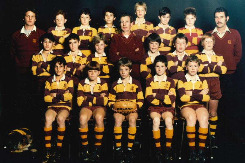 1985 3rd Grade Gold