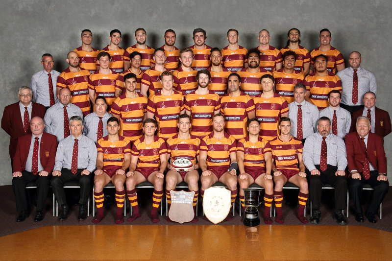 Northcote rugby 2018 Premiers