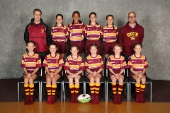 Northcote rugby 2018 Girls Rip Rugby