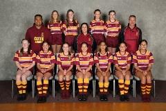2020 Girls U13 Rip Rugby Black