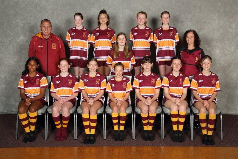 2020 Girls U13 Rip Rugby Gold