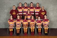 2020 Girls U13 Rip Rugby Maroon