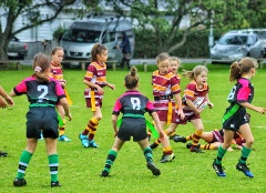 U9 Girls Rip Rugby 2020